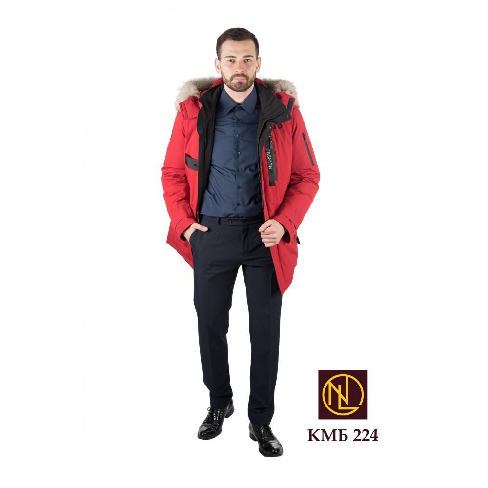 Куртка мужская зимняя КМБ 224