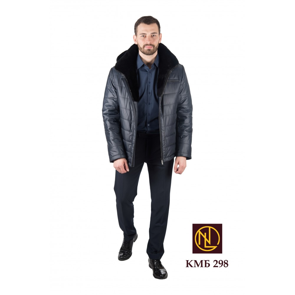 Куртка мужская зимняя КМБ 298