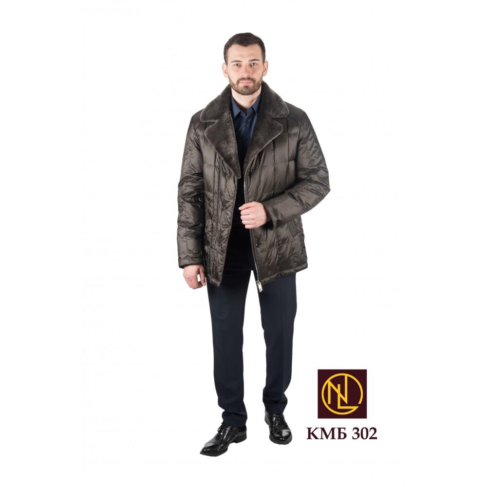 Куртка мужская зимняя КМБ 302