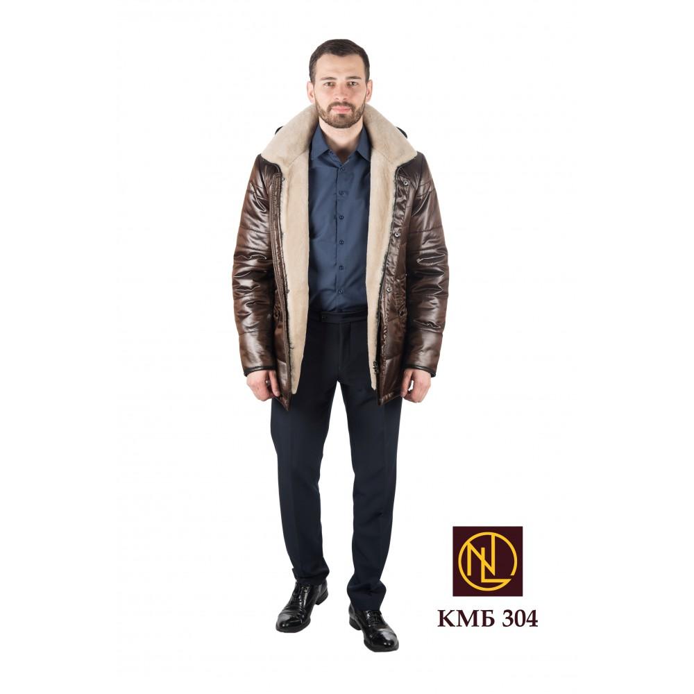 Куртка мужская зимняя КМБ 304