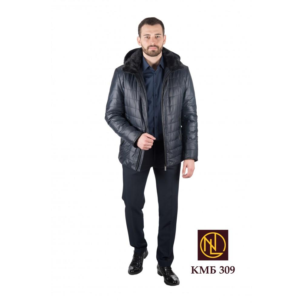 Куртка мужская зимняя КМБ 309