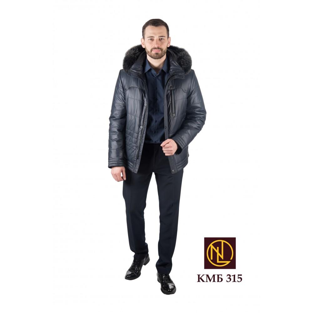 Куртка мужская зимняя КМБ 315