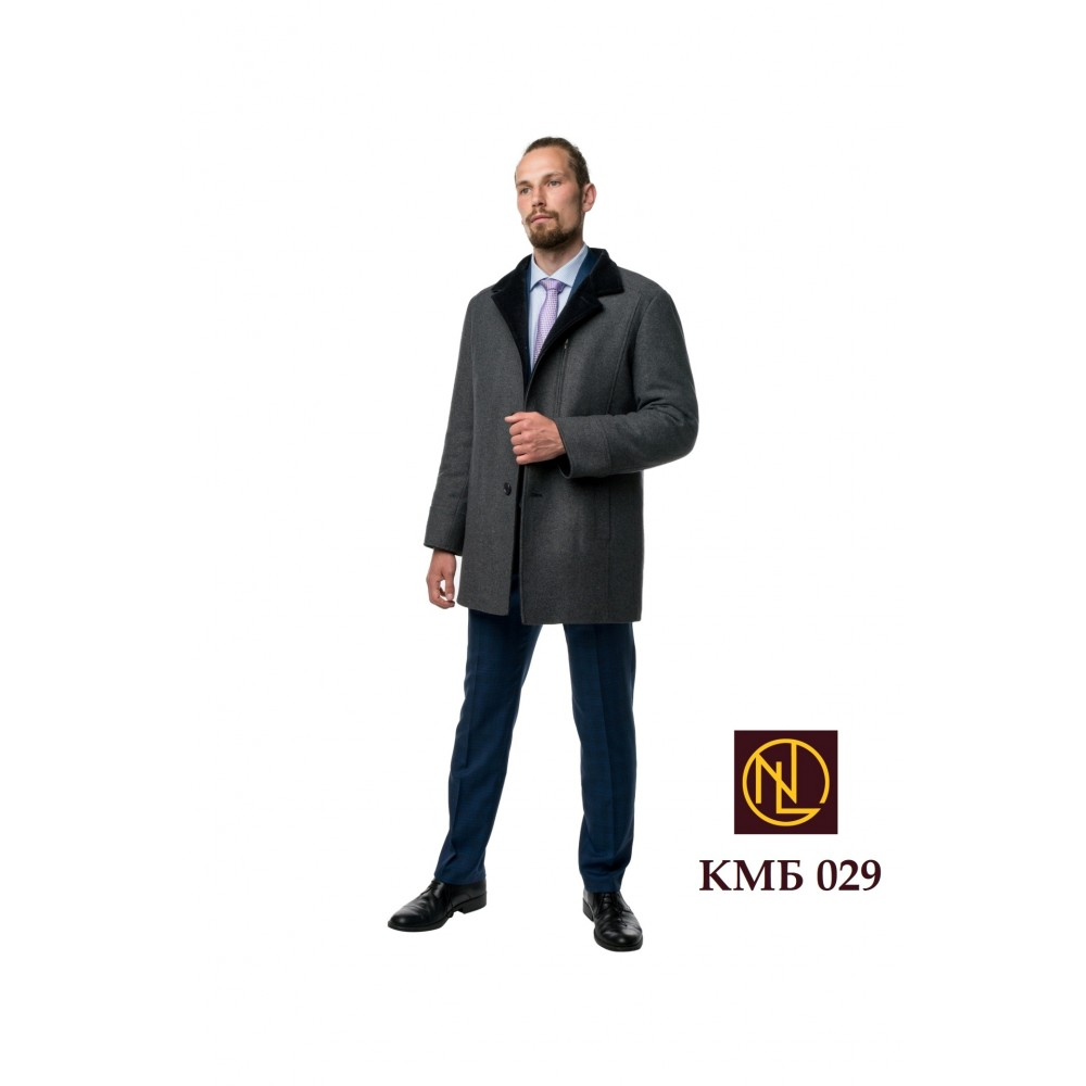 Пальто мужское КМБ 029