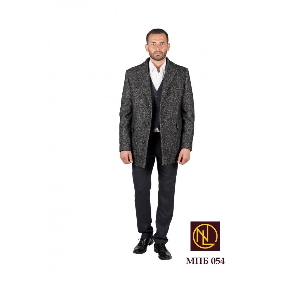 Пальто мужское МПБ 054