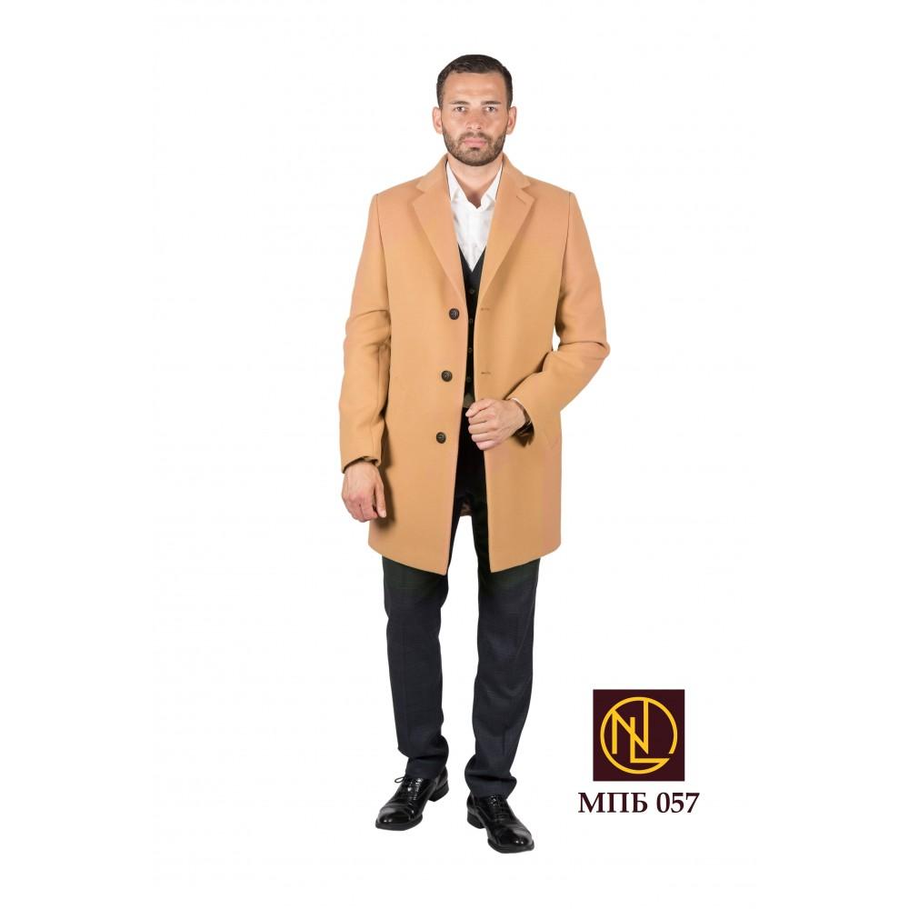 Пальто мужское МПБ 057