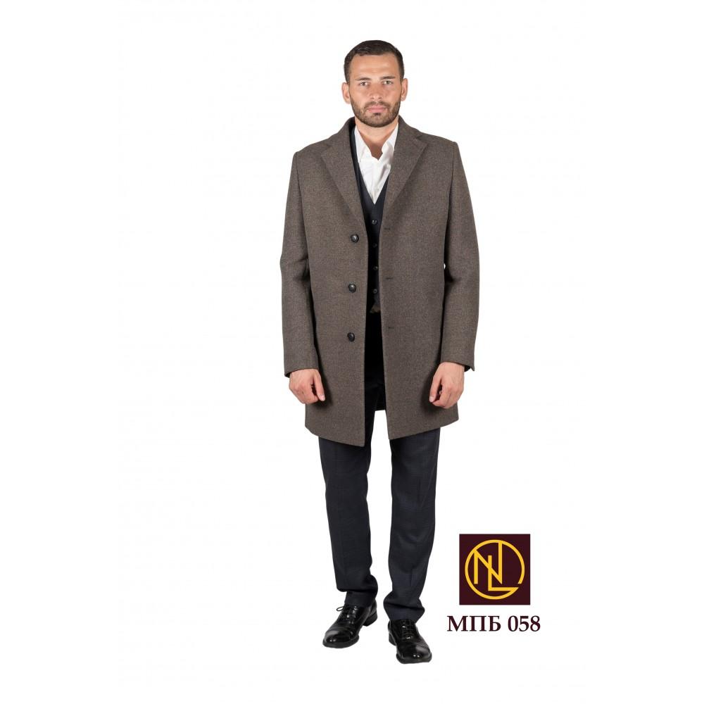 Пальто мужское МПБ 058