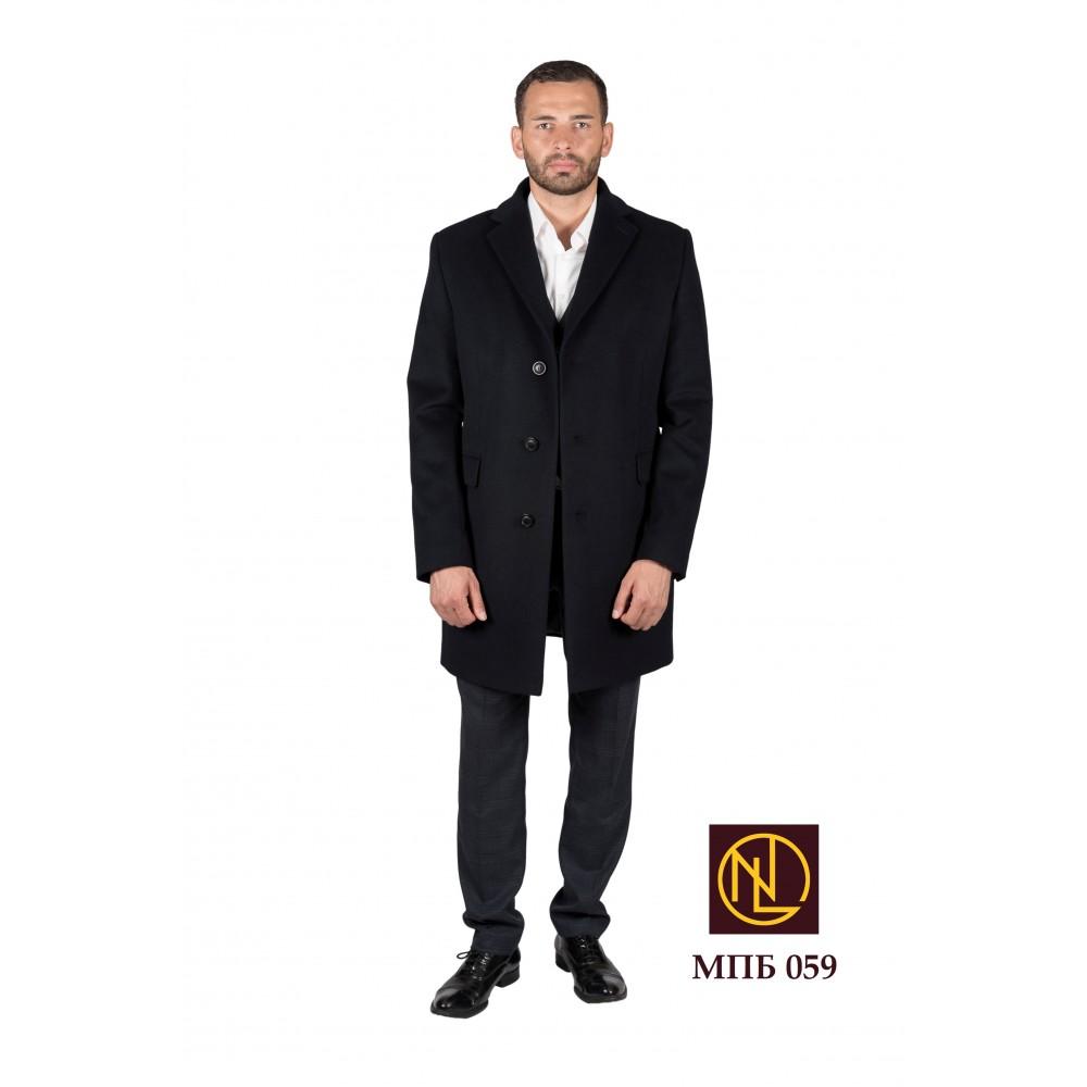 Пальто мужское МПБ 059