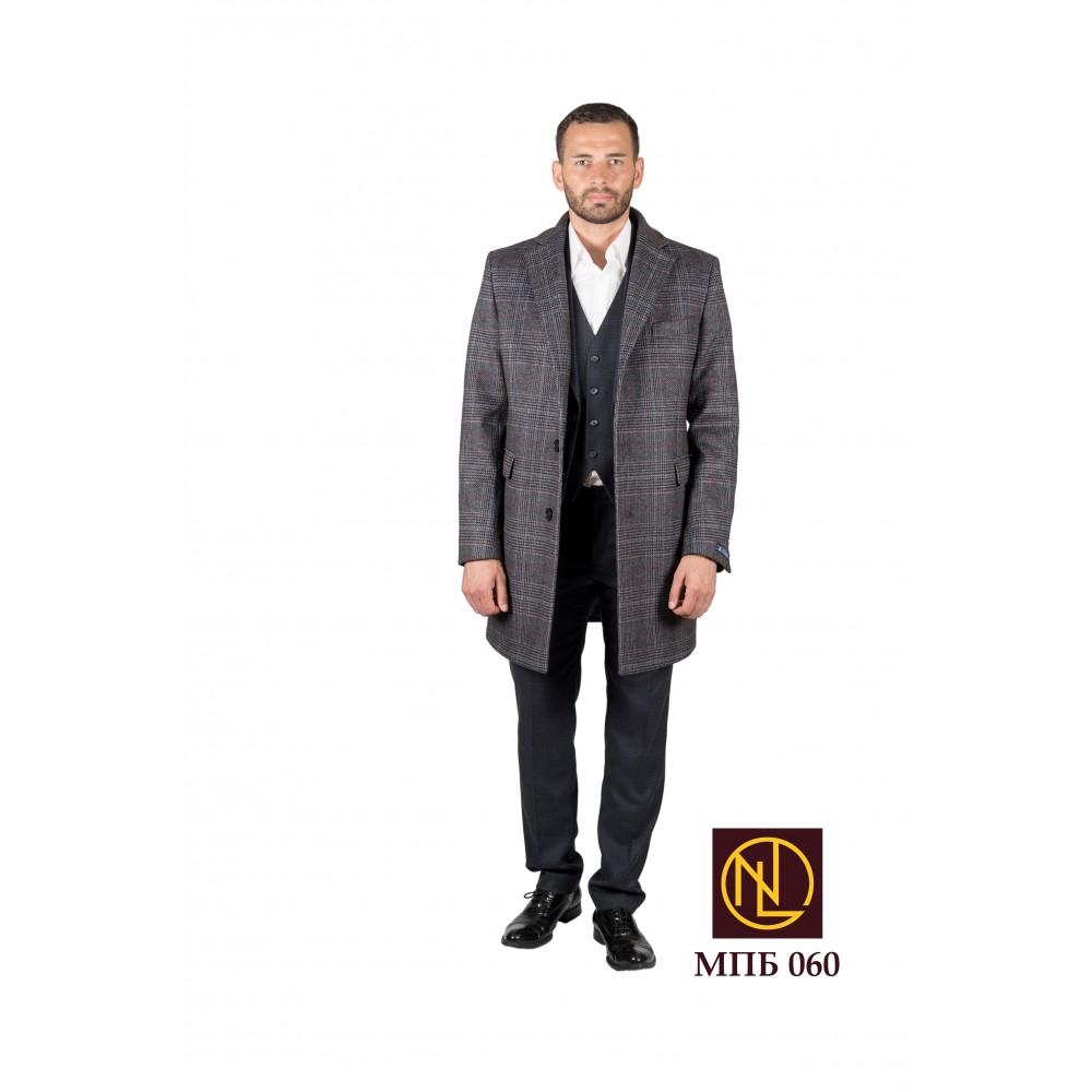 Пальто мужское МПБ 060