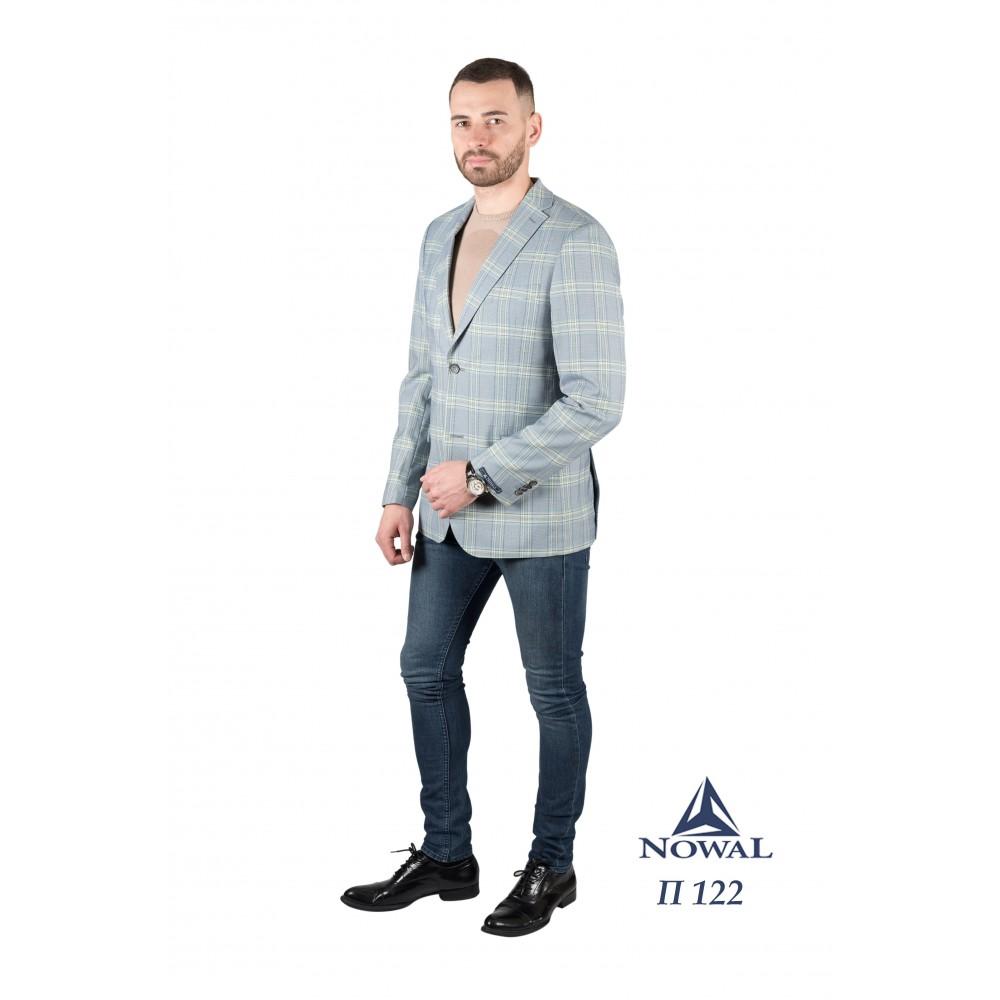 Пиджак мужской молодёжный Super Slim Fit П 122
