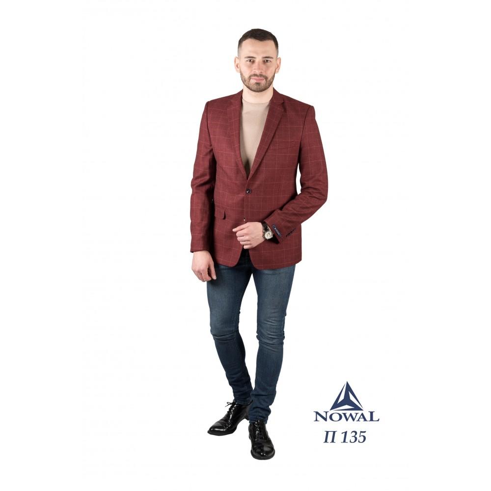 Пиджак мужской молодёжный Slim Fit П 135