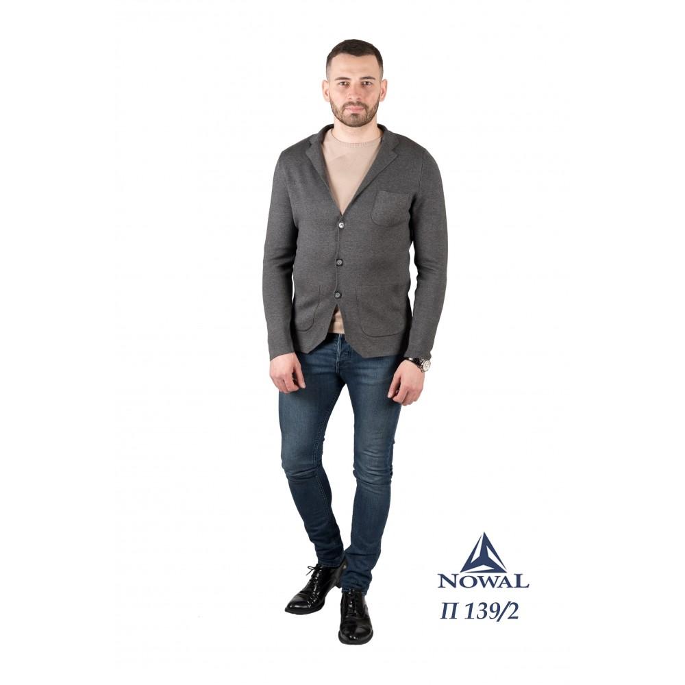 Пиджак мужской молодёжный Slim Fit П - 139 Т/ 2 SF