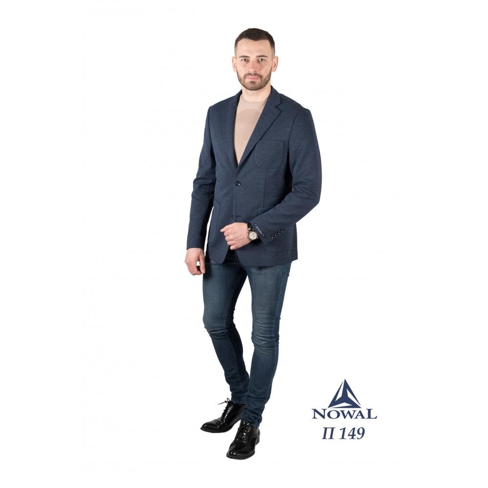 Пиджак мужской молодёжный Slim Fit П 149