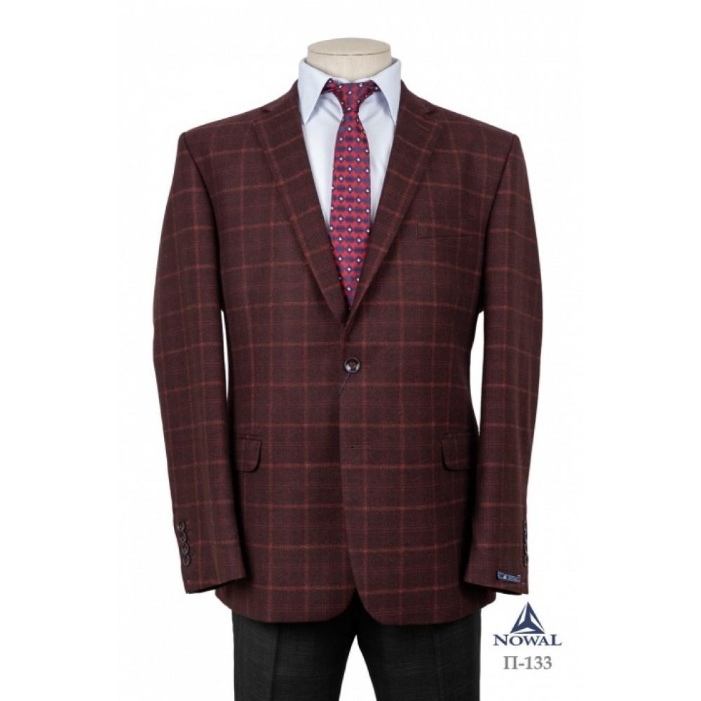 Пиджак мужской классический Classic Fit П 133