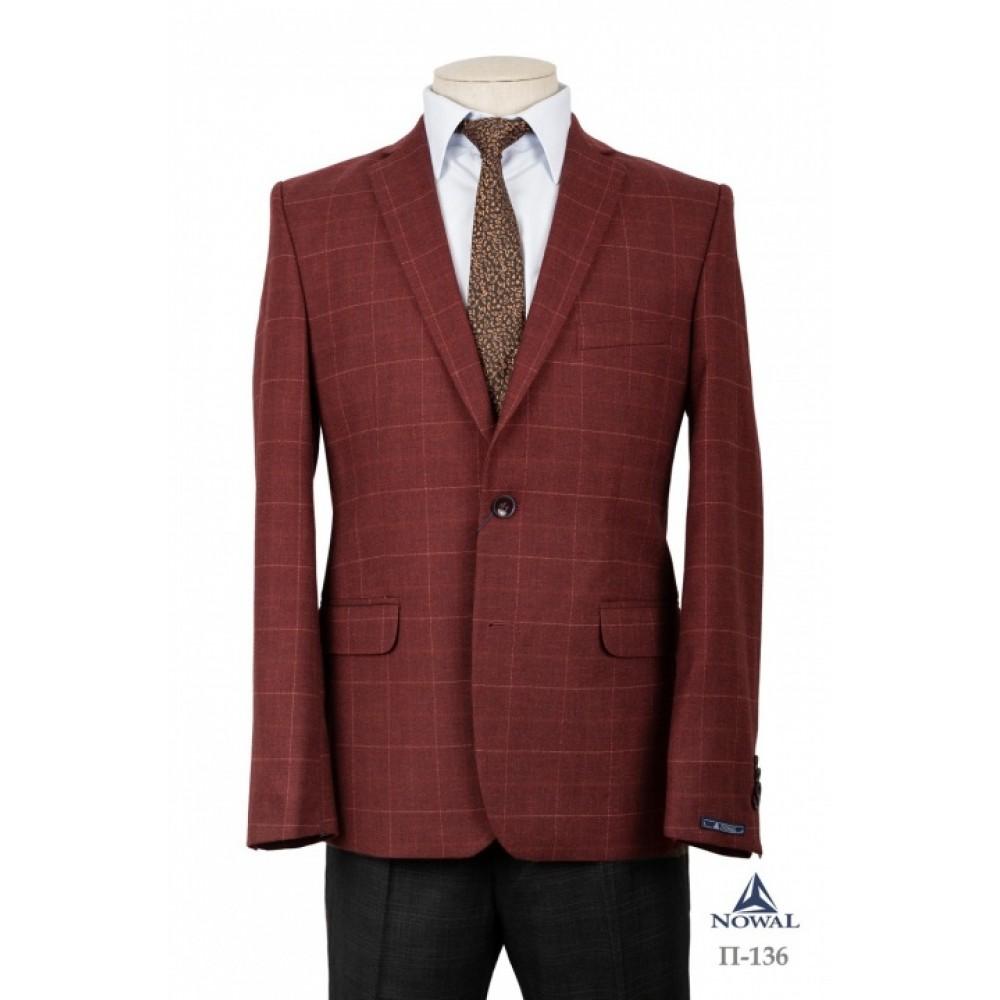 Пиджак мужской классический Classic Fit П 136