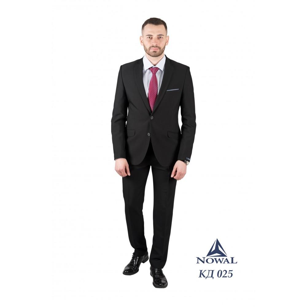 Мужской костюм классический молодёжный Super Slim Fit КД 025