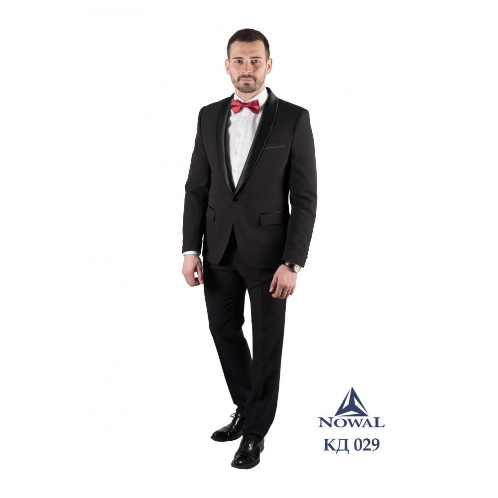 Мужской костюм классический молодёжный Super Slim Fit КД 029